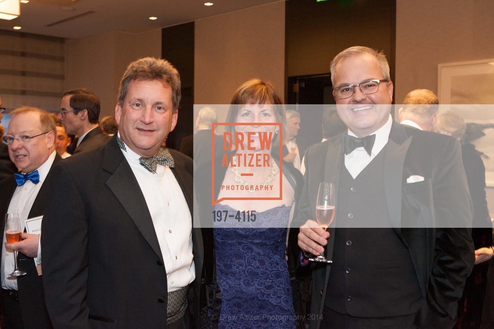 Chris Barr, Ann Barr, Nicholas Elsishans, Photo #197-4115