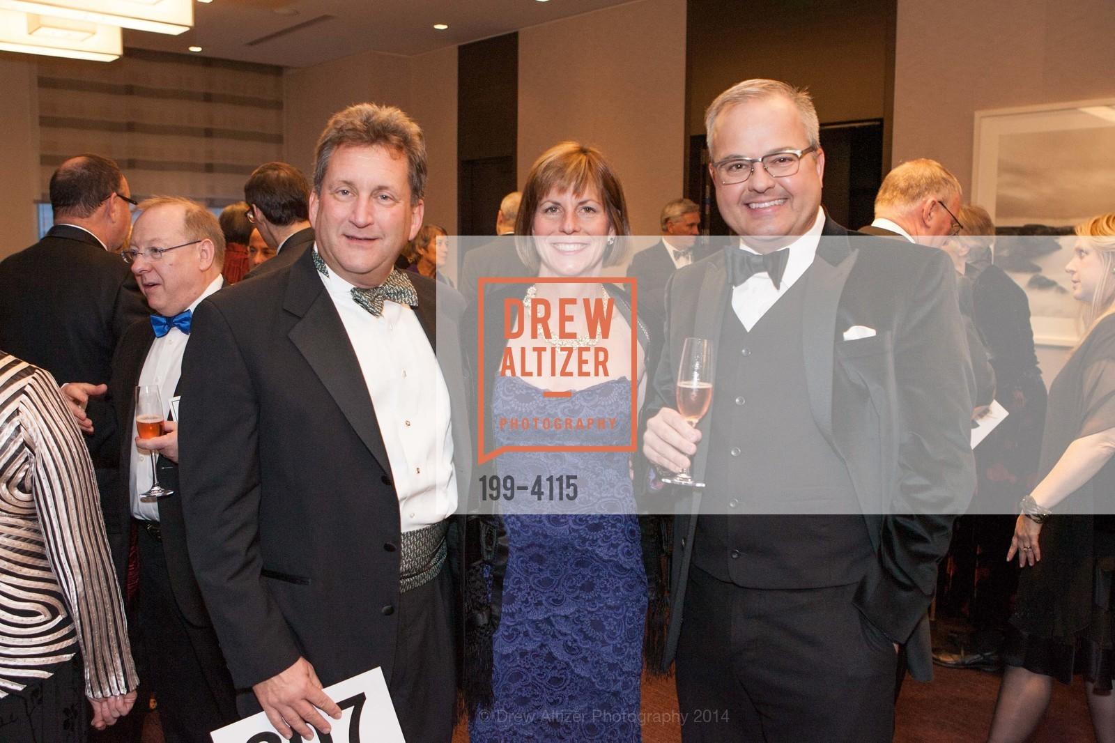 Chris Barr, Ann Barr, Nicholas Elsishans, Photo #199-4115