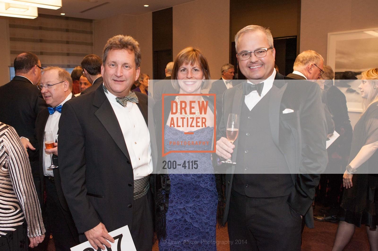 Chris Barr, Ann Barr, Nicholas Elsishans, Photo #200-4115