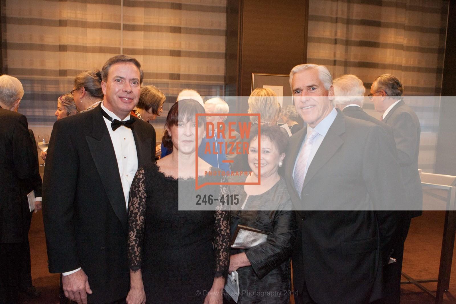 Ed Forhan, Cami Forhan, Donna Williams, Rick Potter, Photo #246-4115