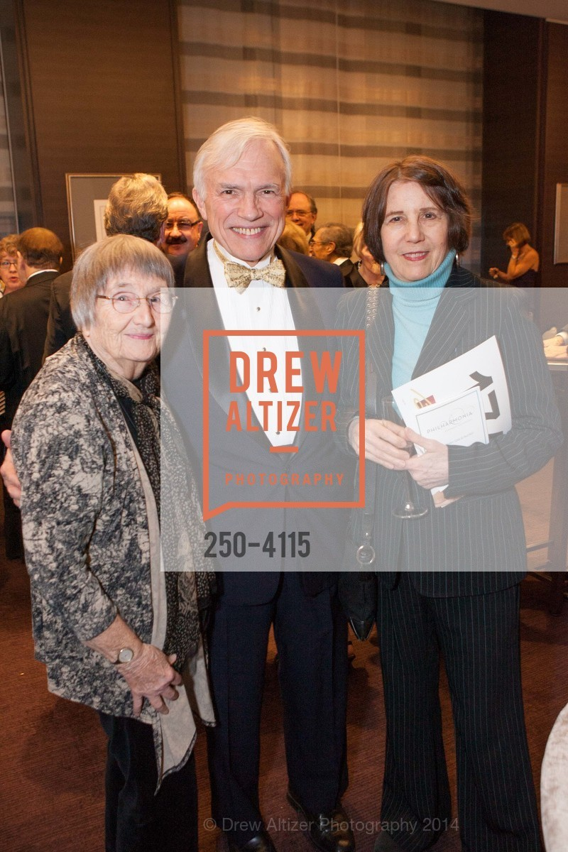 Jeree Pawl, Ches Herbert, Nina Hemenway, Photo #250-4115