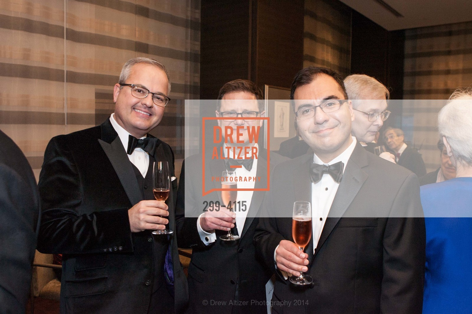 Nicholas Elsishans, Michael Patterson, John Jaramillo, Photo #299-4115