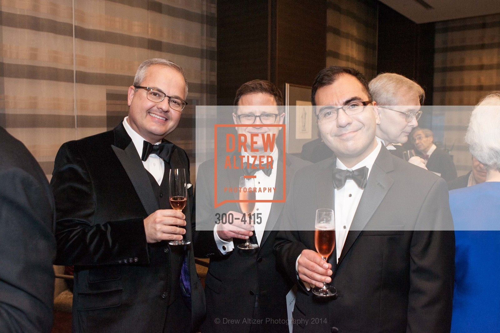 Nicholas Elsishans, Michael Patterson, John Jaramillo, Photo #300-4115