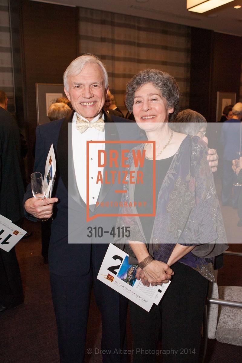 Ches Herbert, Judith Pekarsky, Photo #310-4115