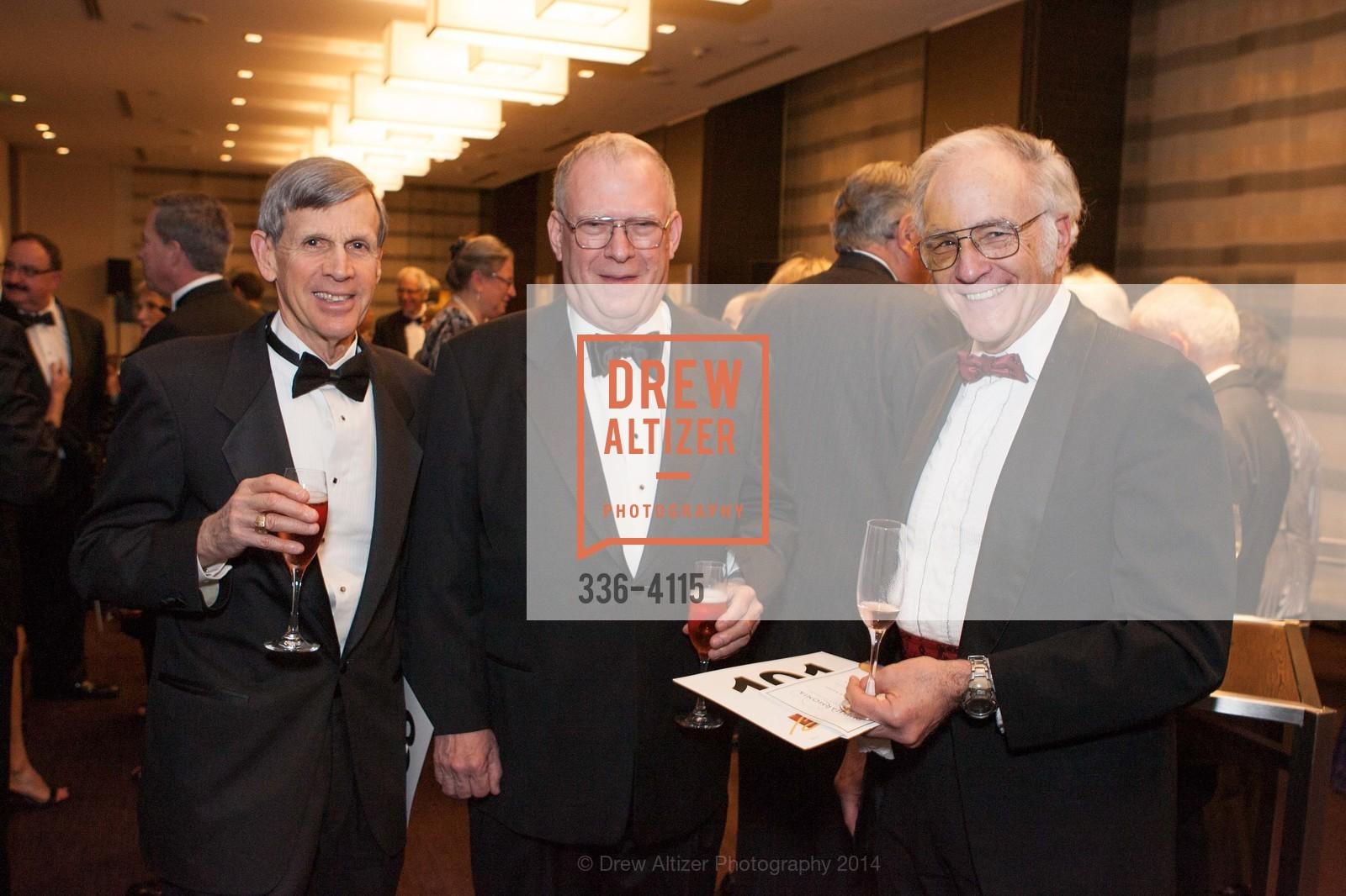 Bruce Tarter, Brian Kincaid, Jose Alonzo, Photo #336-4115