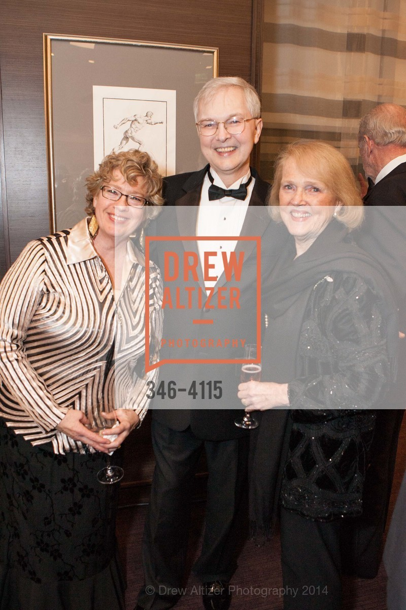 Charlotte Gaylord, Ross Armstrong, Kay Sprinkel Grace, Photo #346-4115