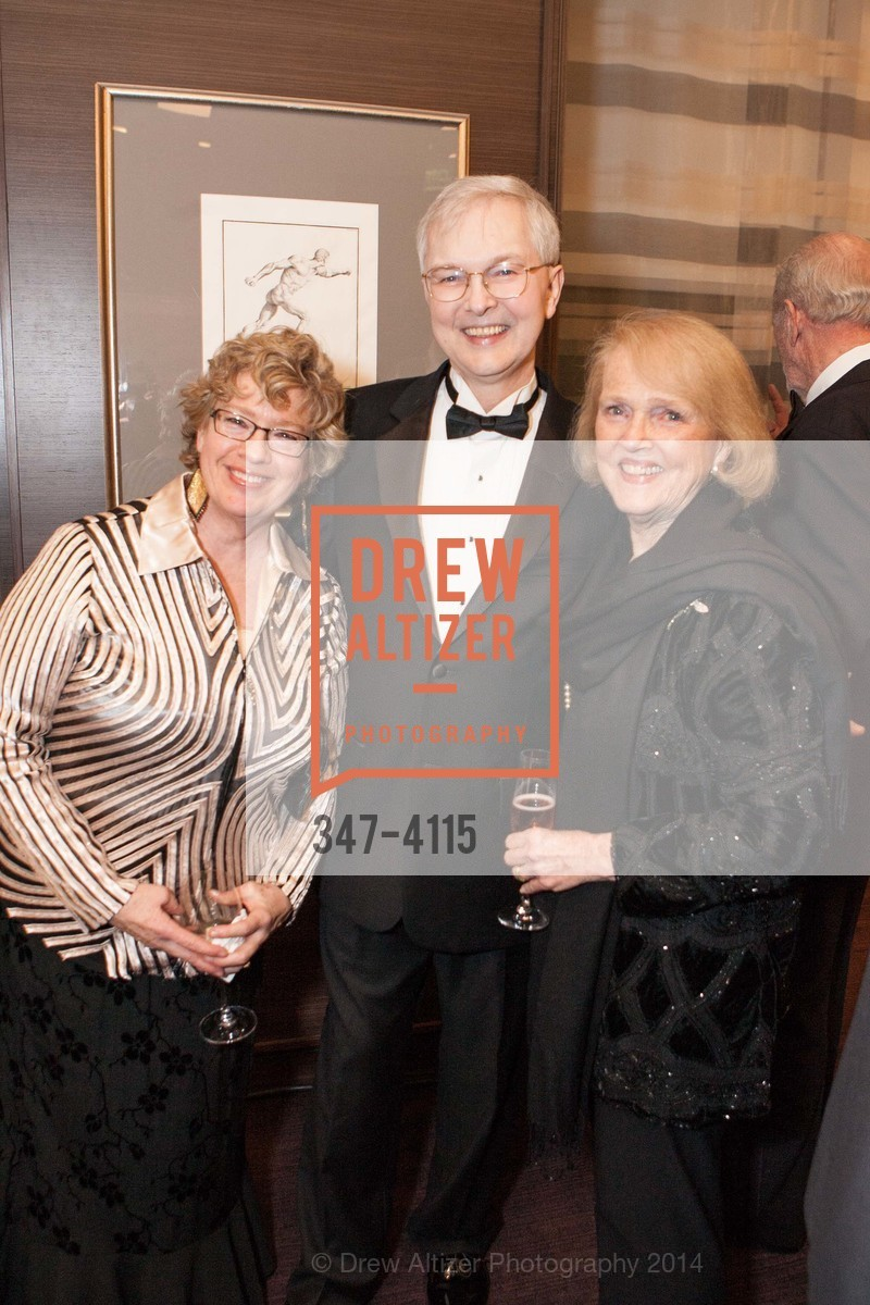 Charlotte Gaylord, Ross Armstrong, Kay Sprinkel Grace, Photo #347-4115