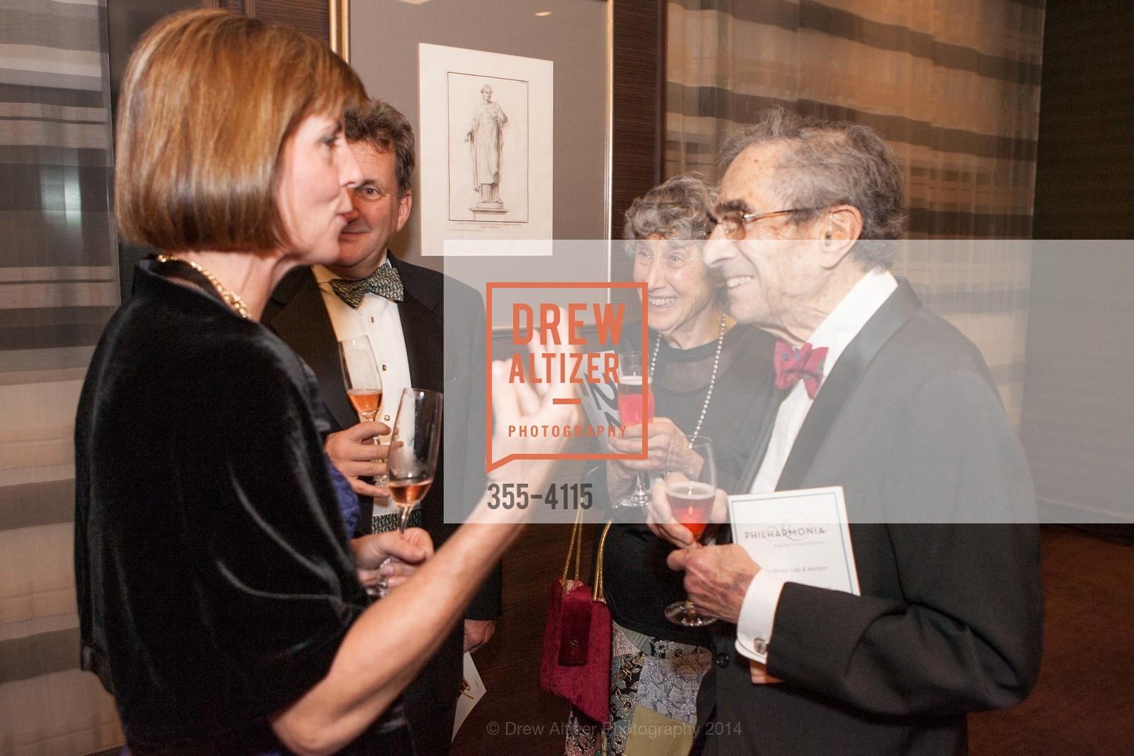 Sondra Schlesinger, Milton Schlesinger, Photo #355-4115