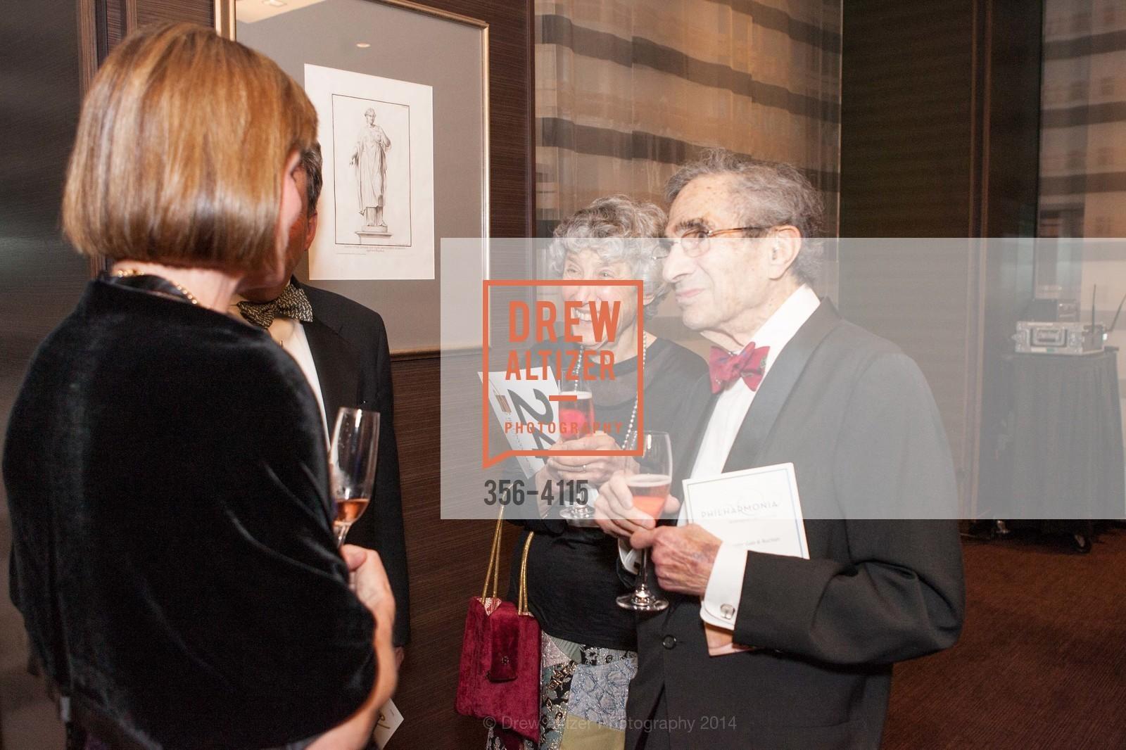 Sondra Schlesinger, Milton Schlesinger, Photo #356-4115