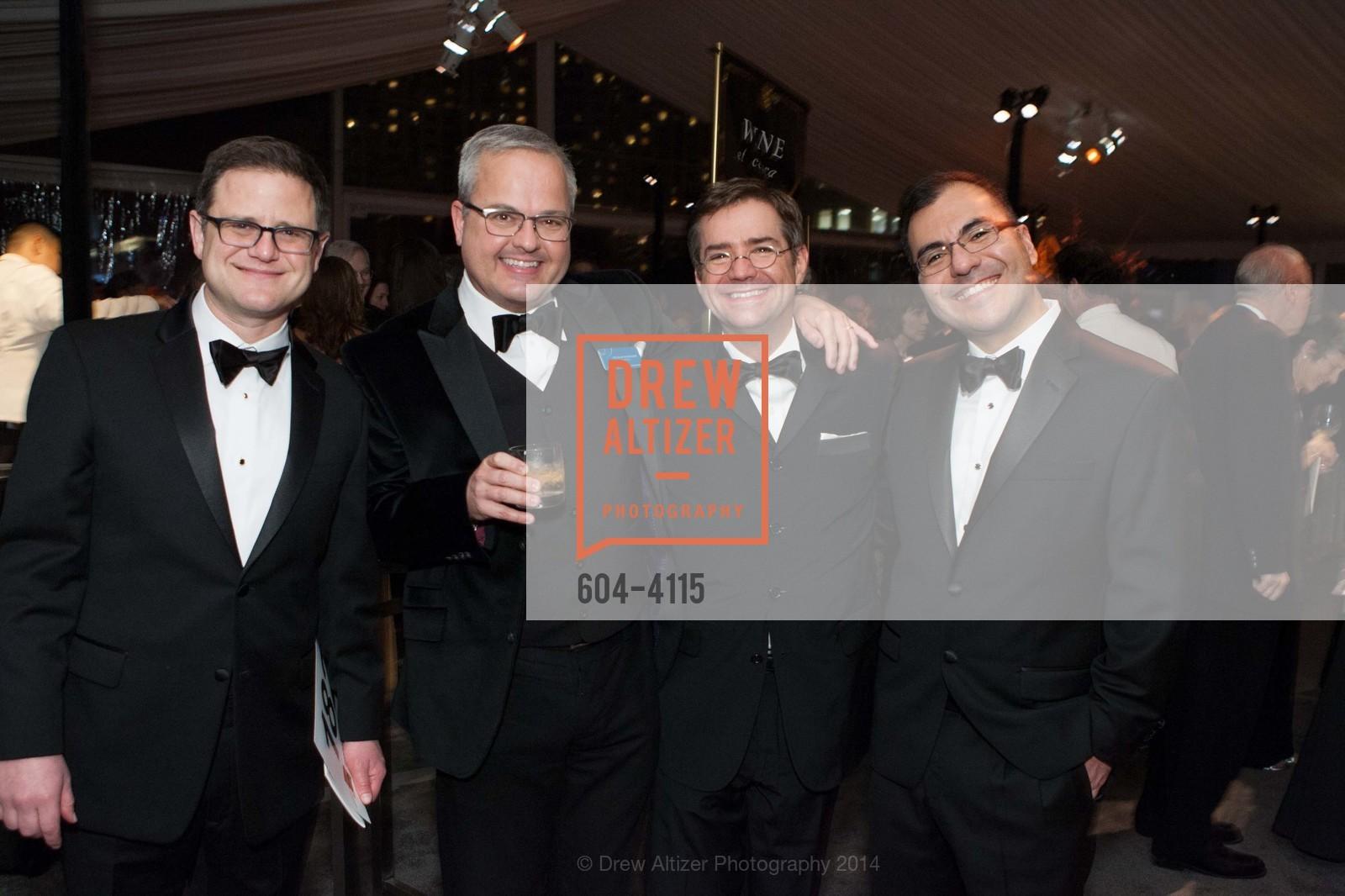 Michael Patterson, Nicholas Elsishans, Christopher Hayes, John Haramillo, Photo #604-4115