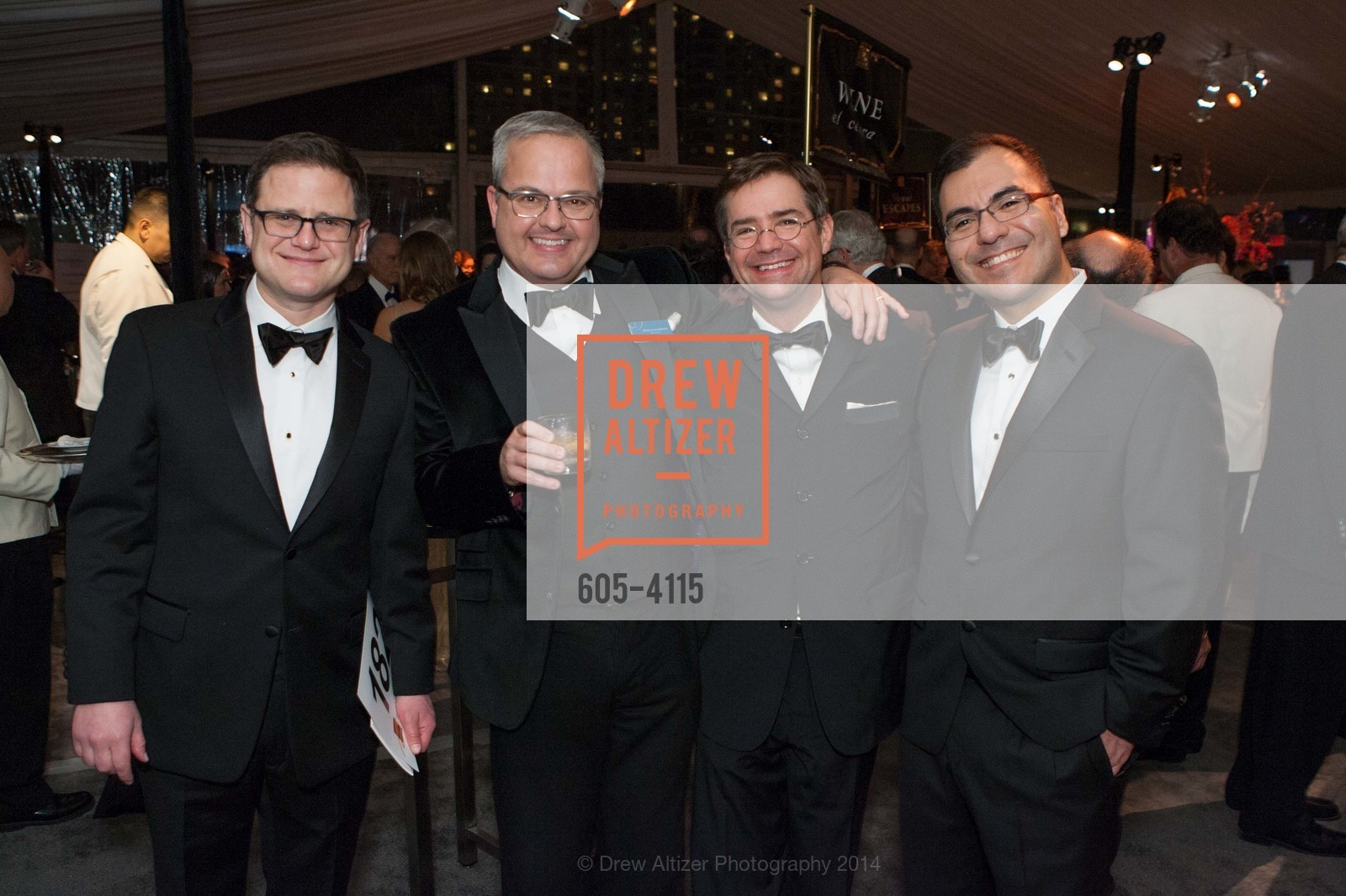 Michael Patterson, Nicholas Elsishans, Christopher Hayes, John Haramillo, Photo #605-4115
