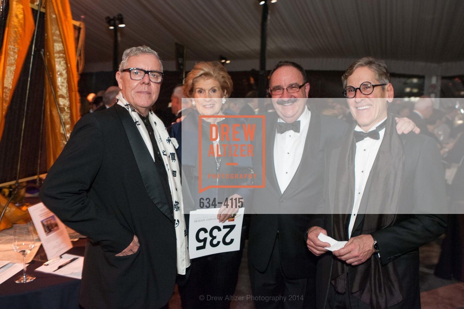 Marcia Forman, Jim Bell, Robert Pucci, Photo #634-4115