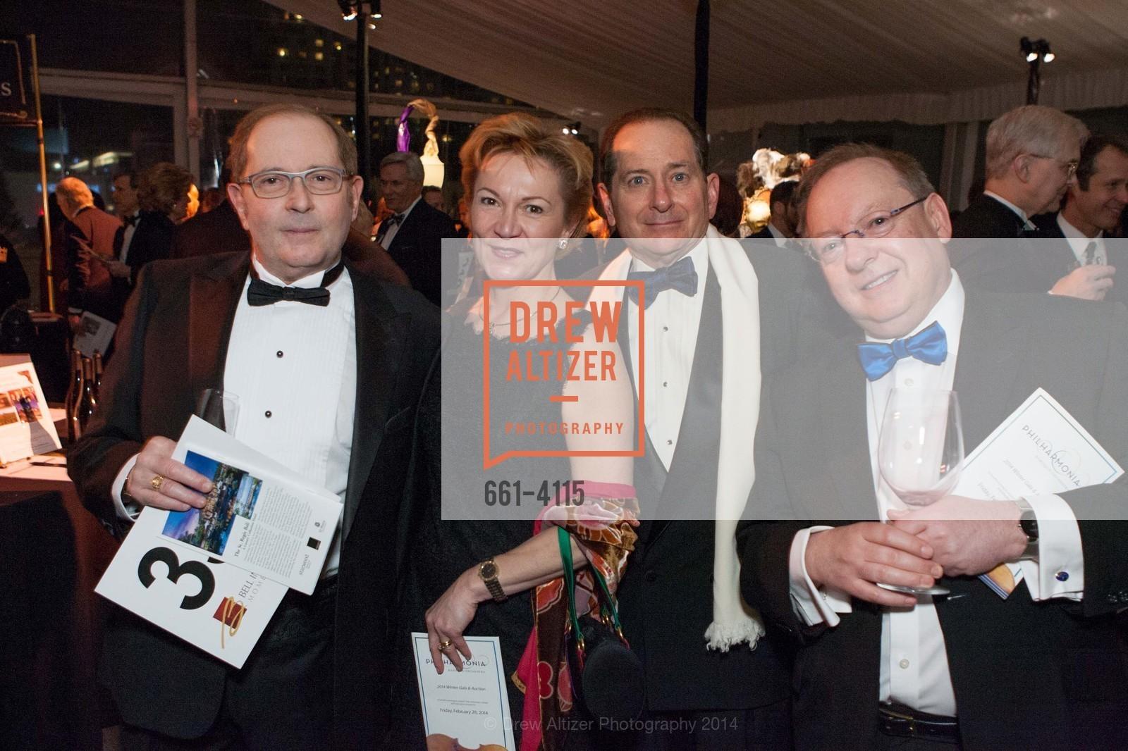 Beatrice Gomory, Paul Gomory, Nicholas McGegan, Photo #661-4115