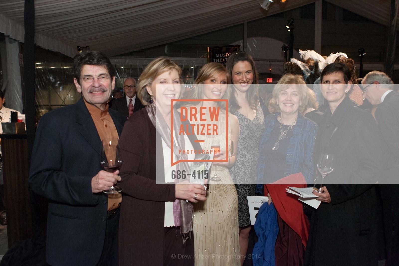 Henry Tenenbaum, Melanie Donahoe, Wynn Tanner, Marissa Kraines, Diane Posneck, Carol Tanner, Photo #686-4115