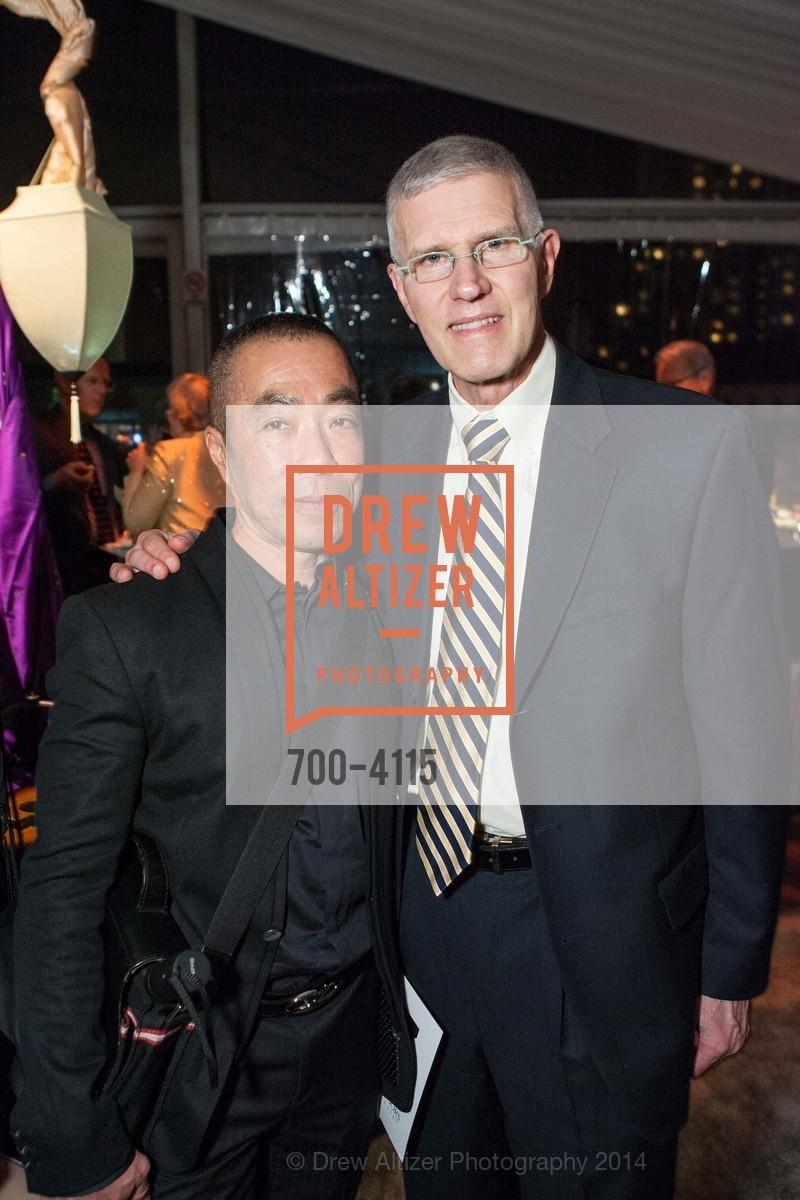 Lee Ng, Bob Rybicki, Photo #700-4115