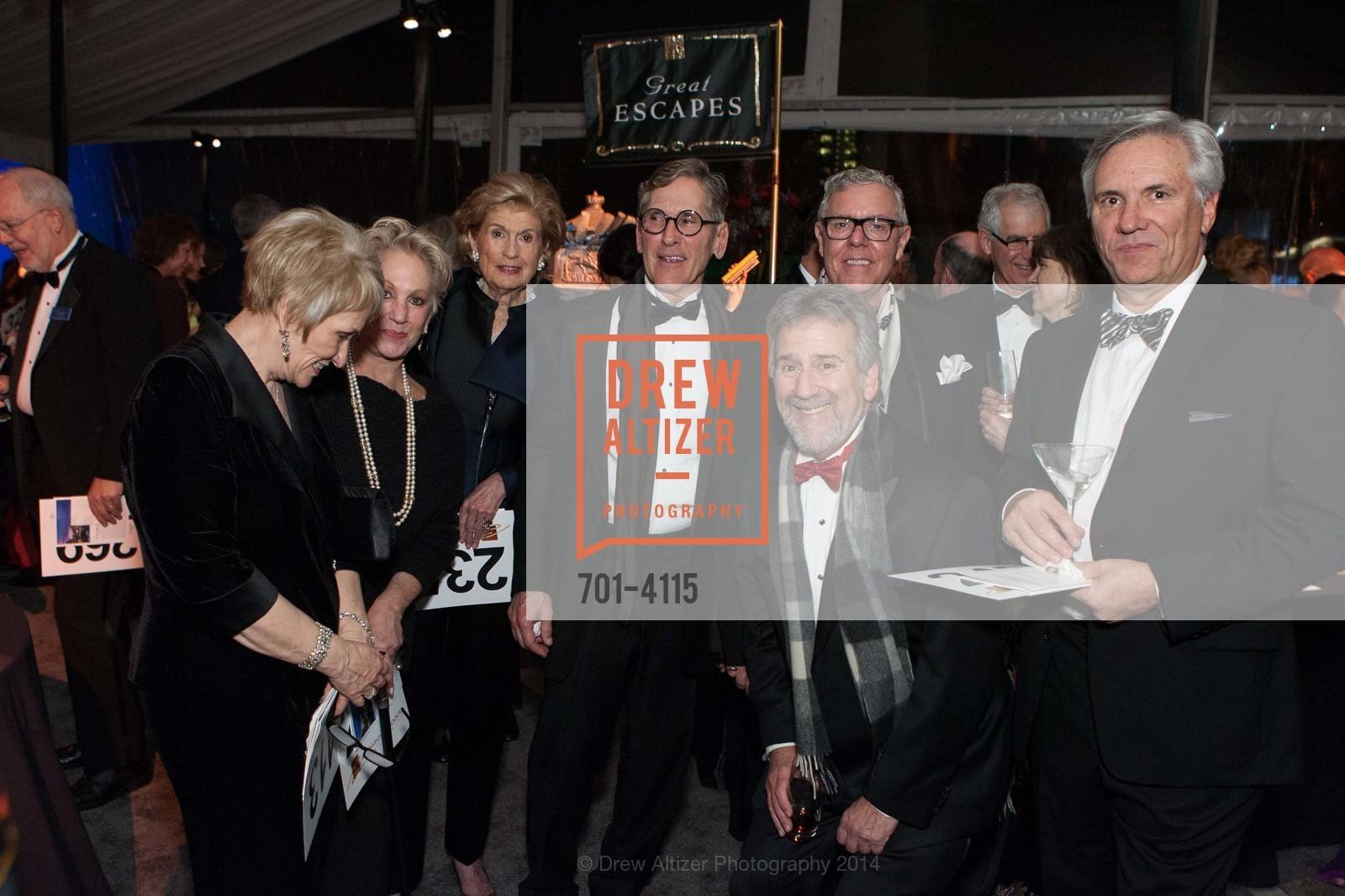 Bonnie Bell, Marcia Forman, Robert Pucci, Joshua Poole, Photo #701-4115