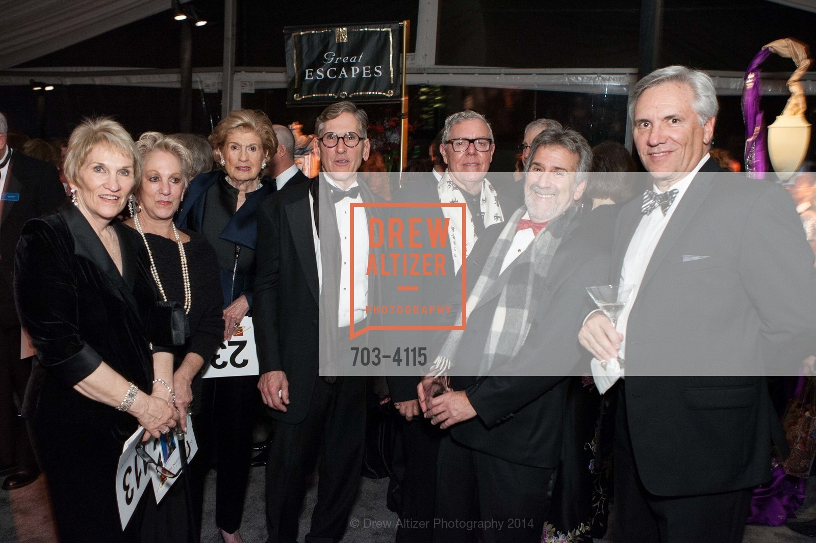 Bonnie Bell, Marcia Forman, Robert Pucci, Joshua Poole, Photo #703-4115