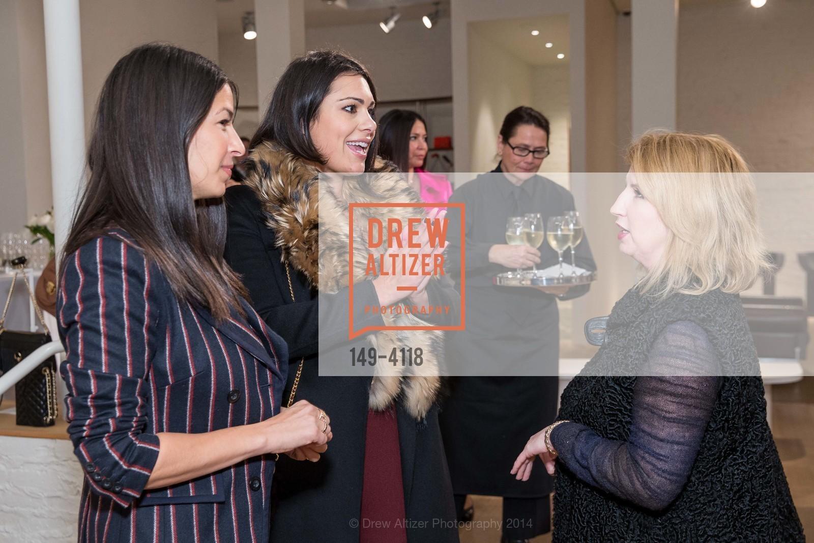 Rebecca Minkoff, Libby Leffler, Roberta Economidis, Photo #149-4118