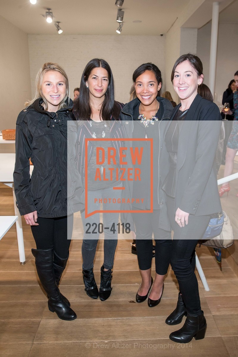 Andrea Kirkby, Rebecca Minkoff, Allison Thomas, Peggy McNulty, Photo #220-4118