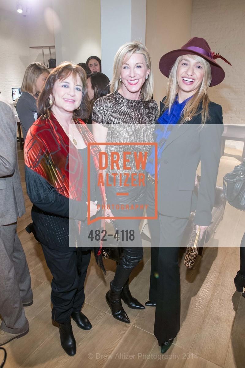 Rebecca Rogers, Joan Stracquadanio, Navid Armstrong, Photo #482-4118