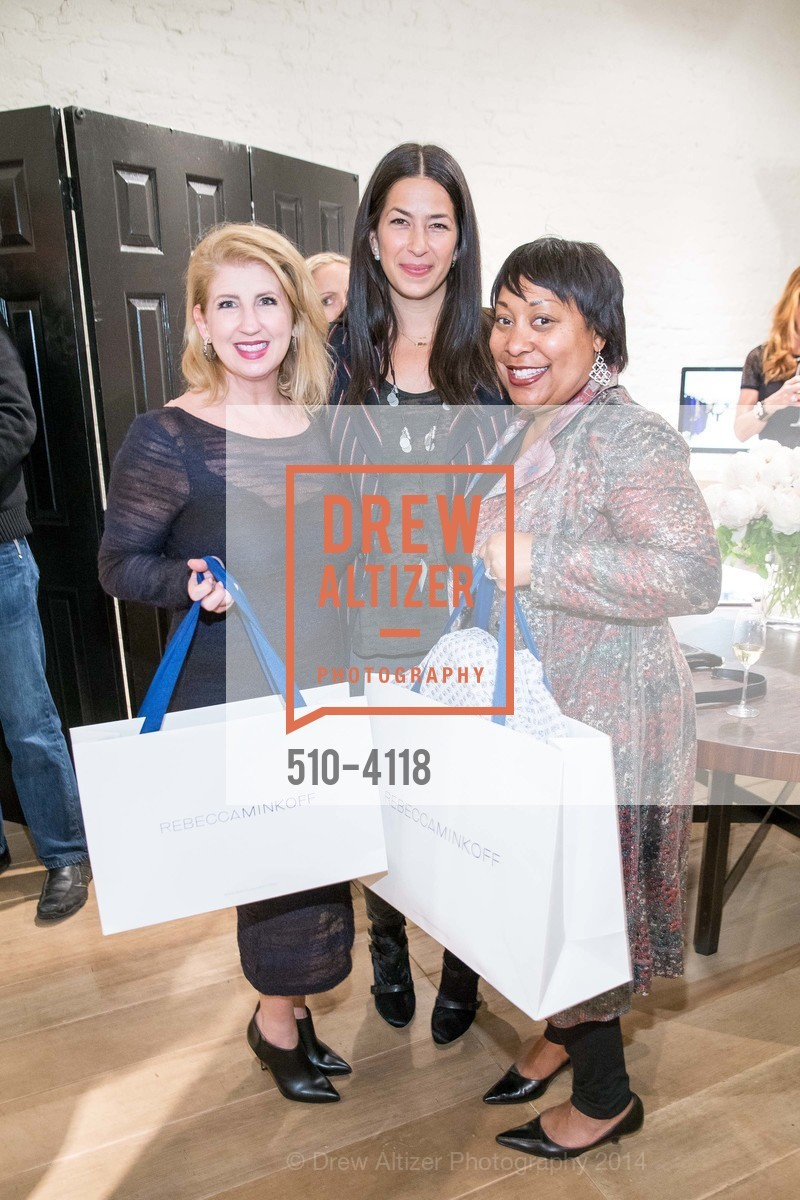 Roberta Economidis, Rebecca Minkoff, Gwyneth Borden, Photo #510-4118