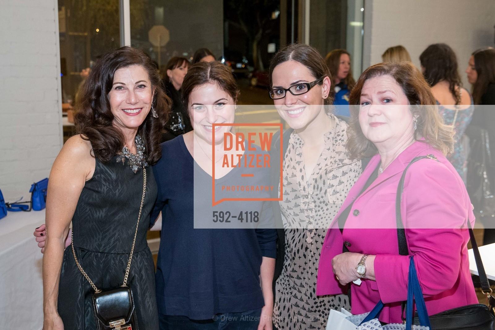 Adrienne Mally, Rosheen Ashtiani, Sheila Ashtiani, Geraldine Ashtiani, Photo #592-4118