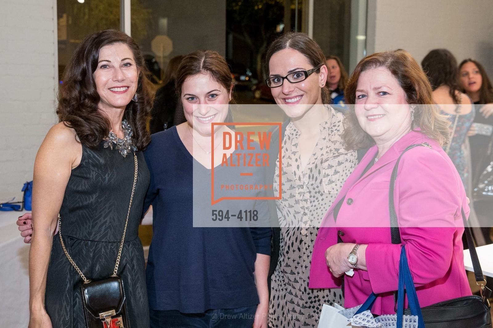 Adrienne Mally, Rosheen Ashtiani, Sheila Ashtiani, Geraldine Ashtiani, Photo #594-4118