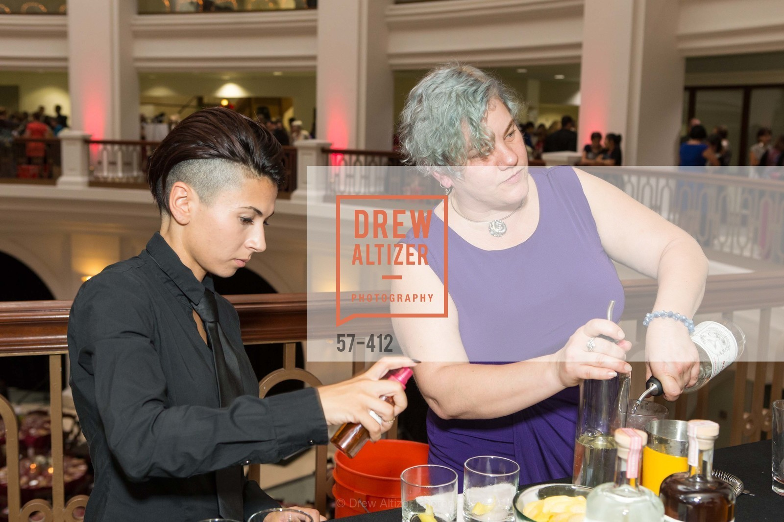 Sonia Bashir, Bitsy Eddy, Girls Inc's of Alameda WOMEN OF TASTE, Rotunda. 00 Frank Ogawa Plaza, October 24th, 2015,Drew Altizer, Drew Altizer Photography, full-service agency, private events, San Francisco photographer, photographer california