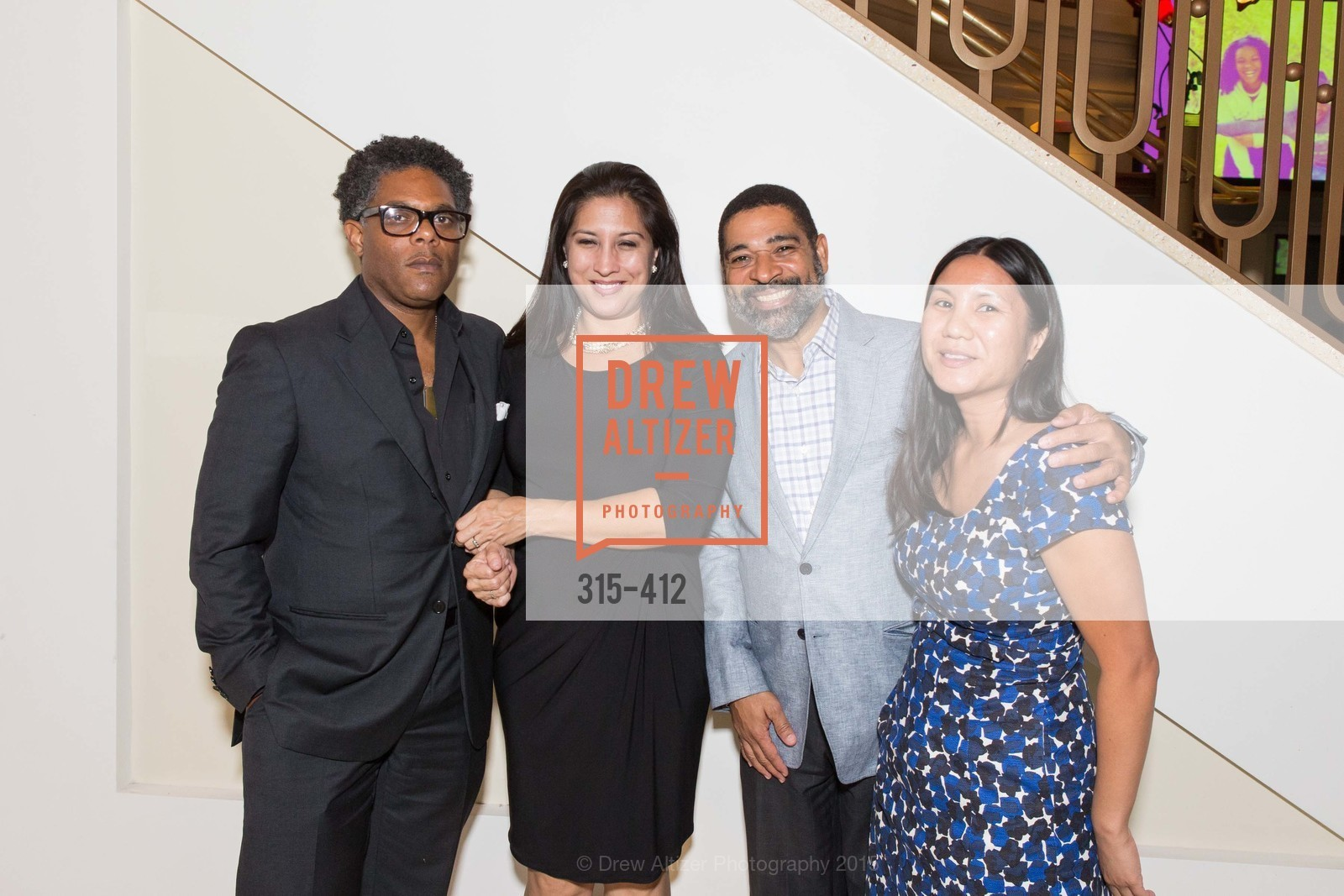 Tommy McDonald, ROsanna McDonald, Colin Lacon, Melissa Ramos, Girls Inc's of Alameda WOMEN OF TASTE, Rotunda. 00 Frank Ogawa Plaza, October 24th, 2015