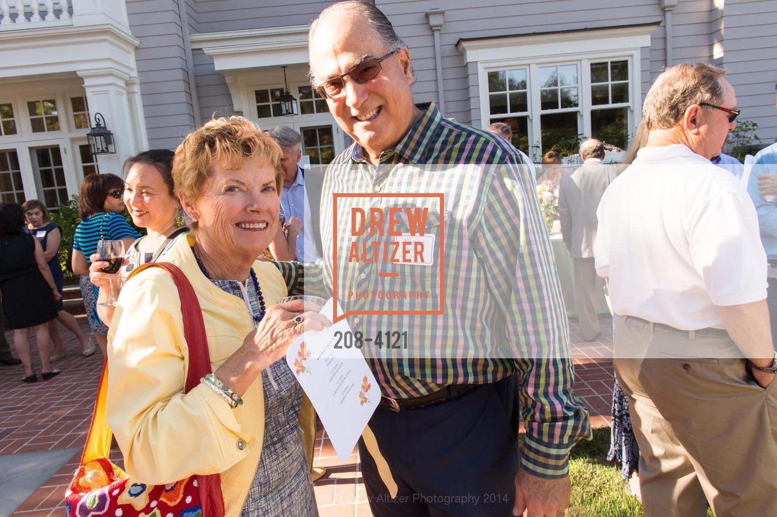 Anne Steiner, Wayne Macktinger, Photo #208-4121