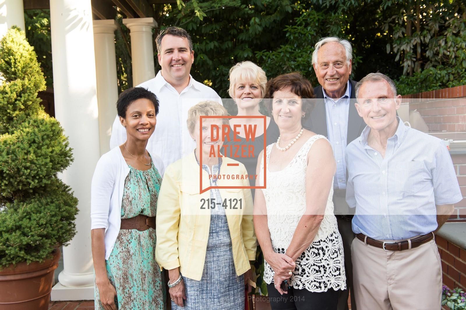 Nika Crawford, Craig Crawford, Anne Steiner, Pat Miljanich, Gayle Almeida-Hage, Martin Harband, Photo #215-4121