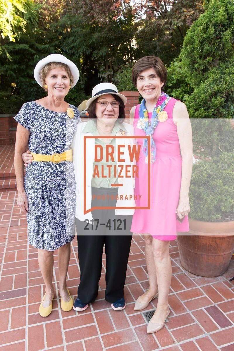 Carol Harband, Diana Kayiatos, Judy Stephenson, Photo #217-4121