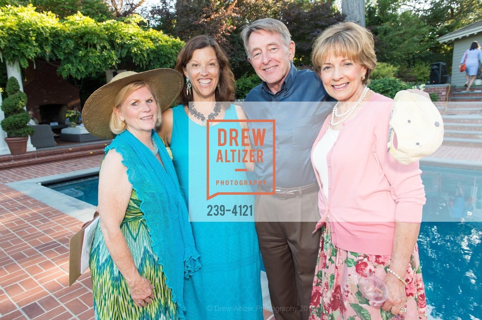 Gayle Carboni, Jenny Kelcher, Steve Weller, Nancy Weller, Photo #239-4121