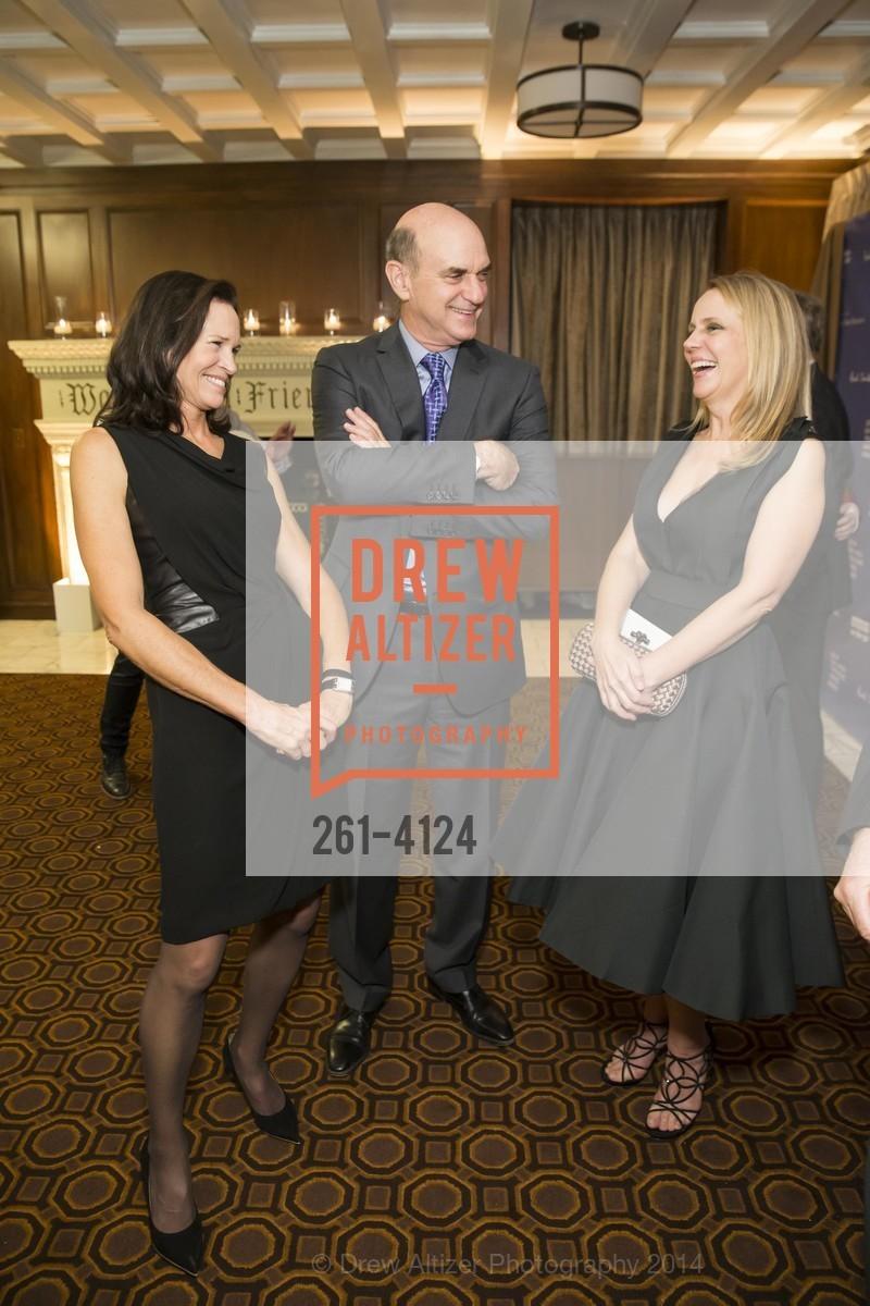 Randi Fisher, Bob Fisher, Heather Ive, Photo #261-4124