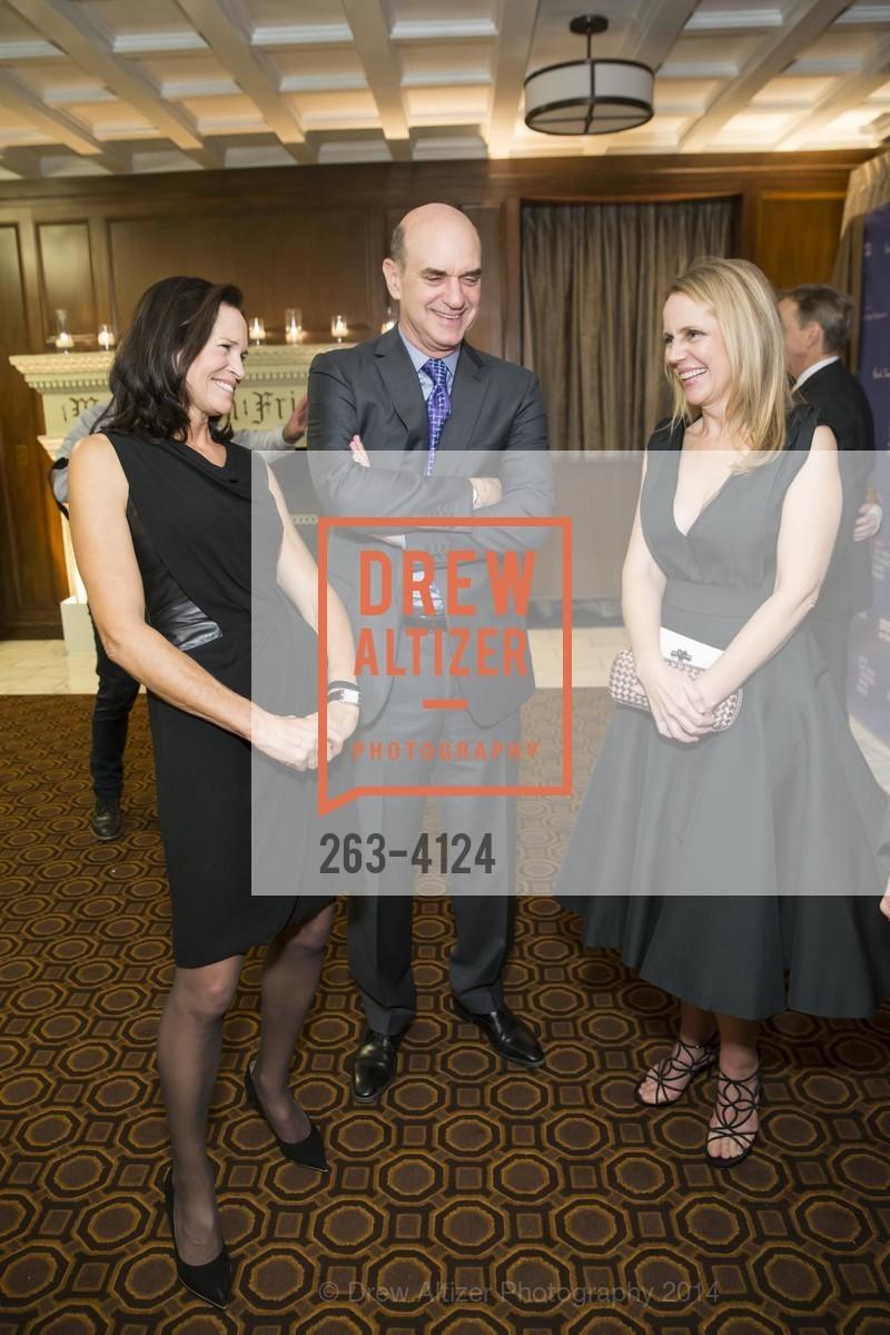 Randi Fisher, Bob Fisher, Heather Ive, Photo #263-4124
