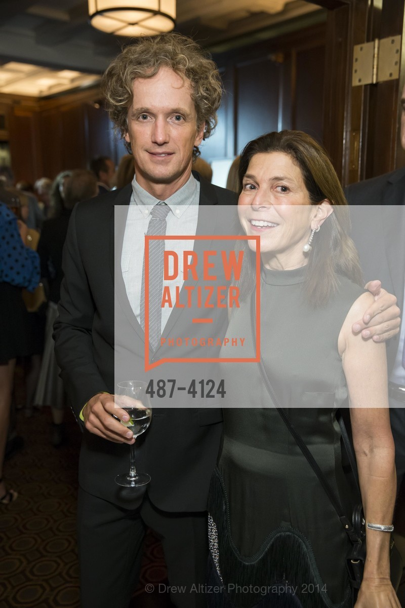 Yves Behar, Susan Swig, Photo #487-4124