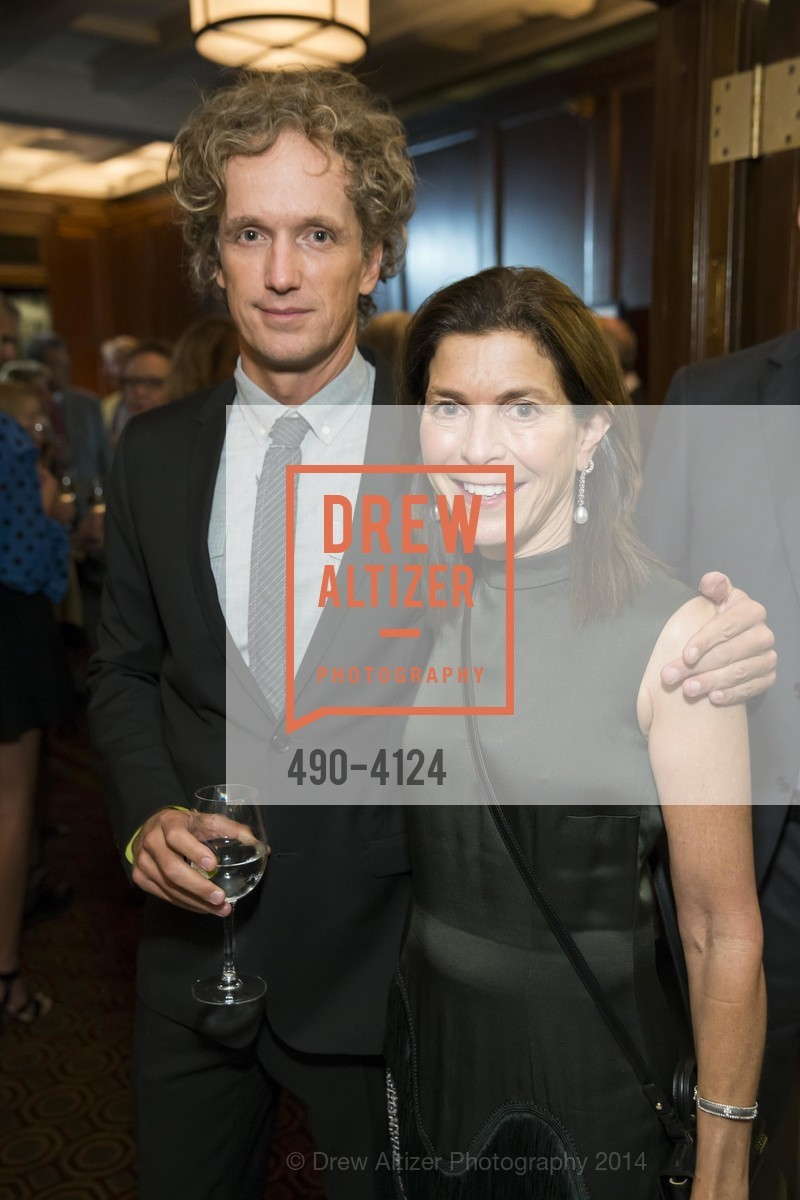 Yves Behar, Susan Swig, Photo #490-4124