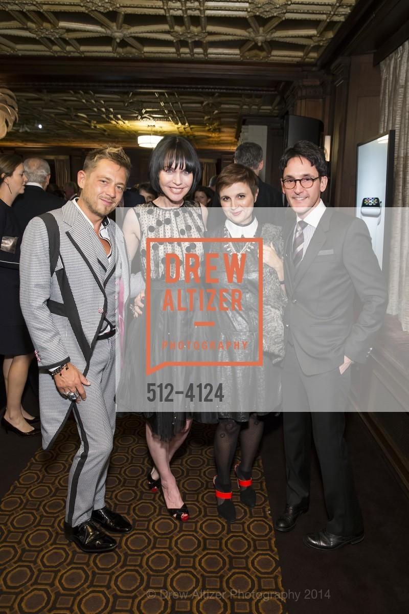 Yassen Samouilov, Christine Suppes, James Krohn, Livia Stoianova, Photo #512-4124