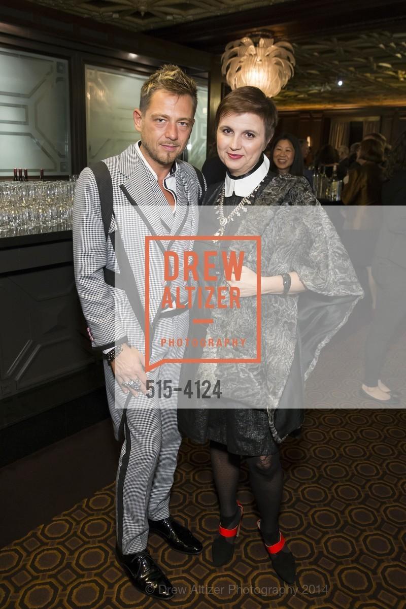 Yassen Samouiliv, Livia Stoianova, Photo #515-4124