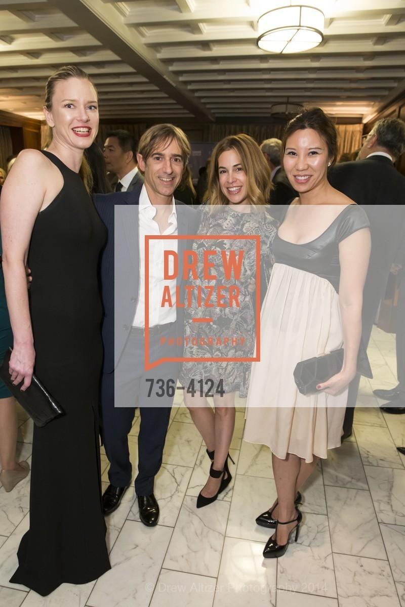 Justine Musk, Mark Pincus, Alison Pincus, Photo #736-4124