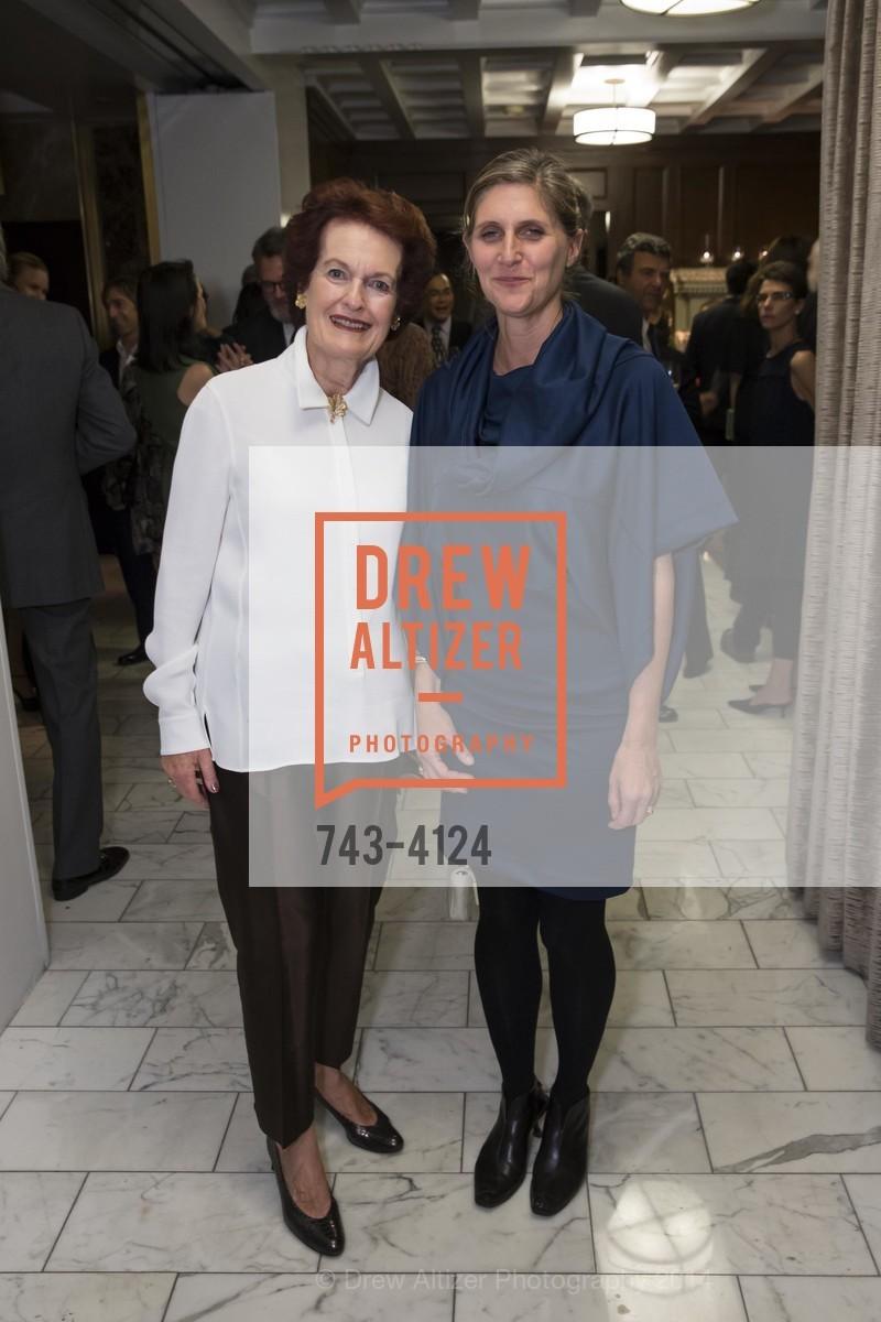 Helen Hilton Raiser, Jennifer Dunlop Fletche, Photo #743-4124