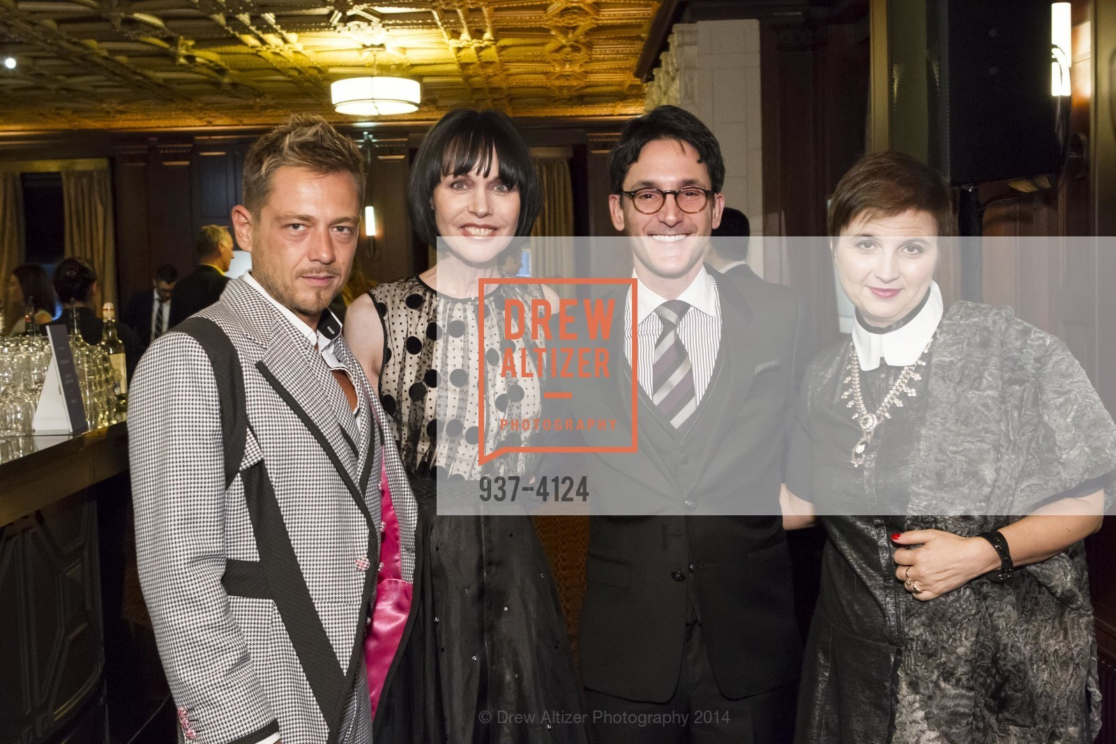 Yassen Samouilov, Christine Suppes, James Krohn, Livia Stoianova, Photo #937-4124