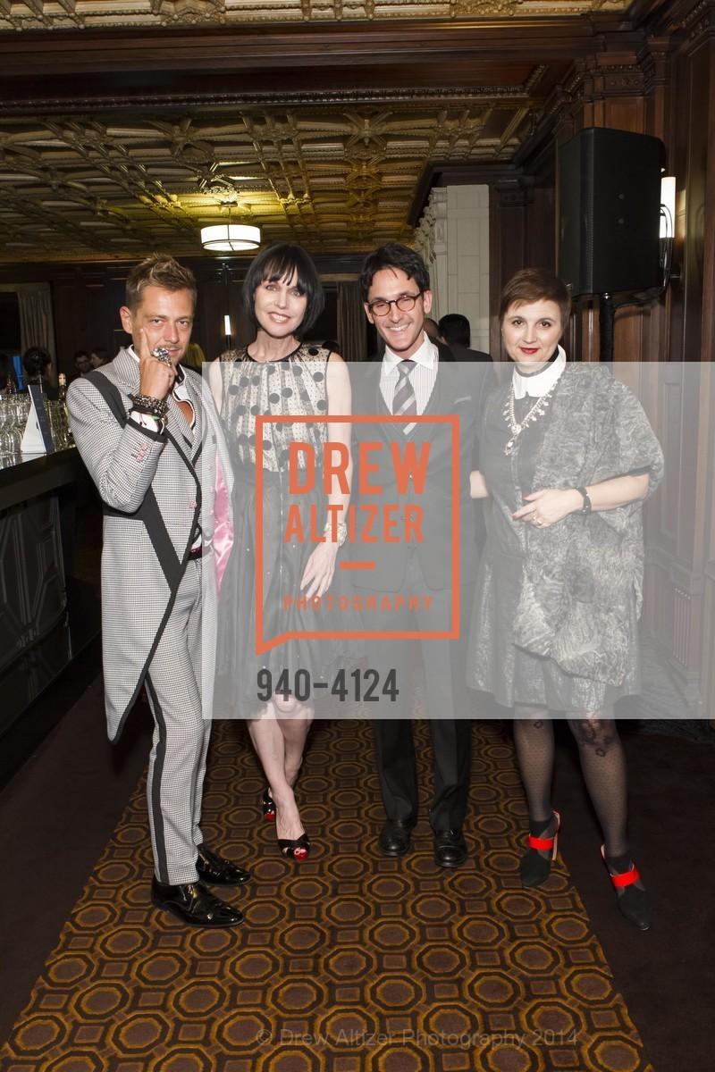 Yassen Samouilov, Christine Suppes, James Krohn, Livia Stoianova, Photo #940-4124