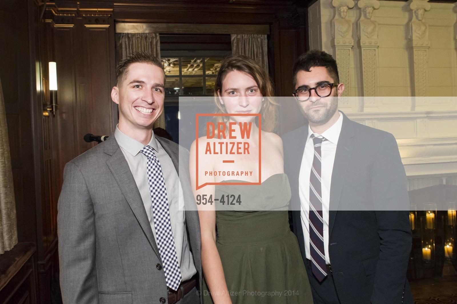 Nick Lattner, Amanda Kramps, Kevin Pricco, Photo #954-4124