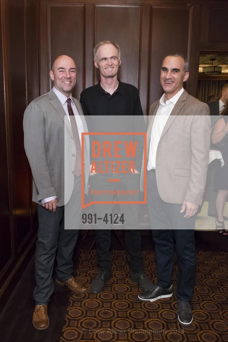 Jurt Dammermann, Marcus Gosling, Andre Yousefi, Photo #991-4124