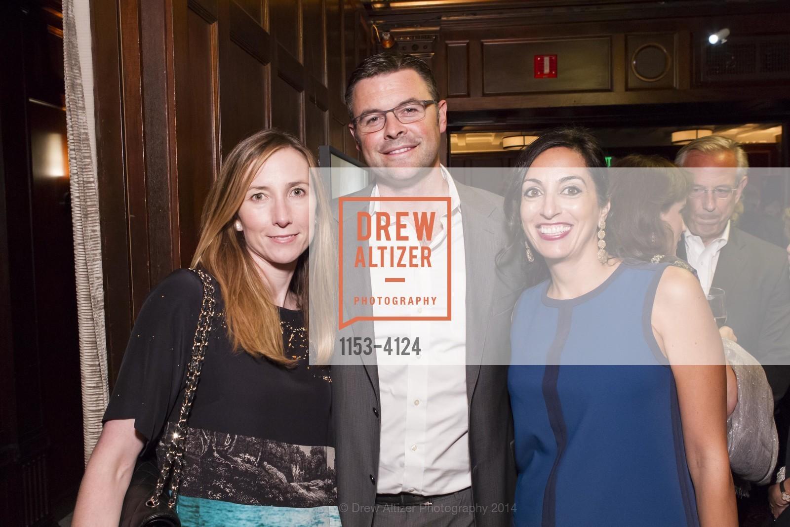 Jennifer Forster, Kyle Forster, Maria Haidamus, Photo #1153-4124