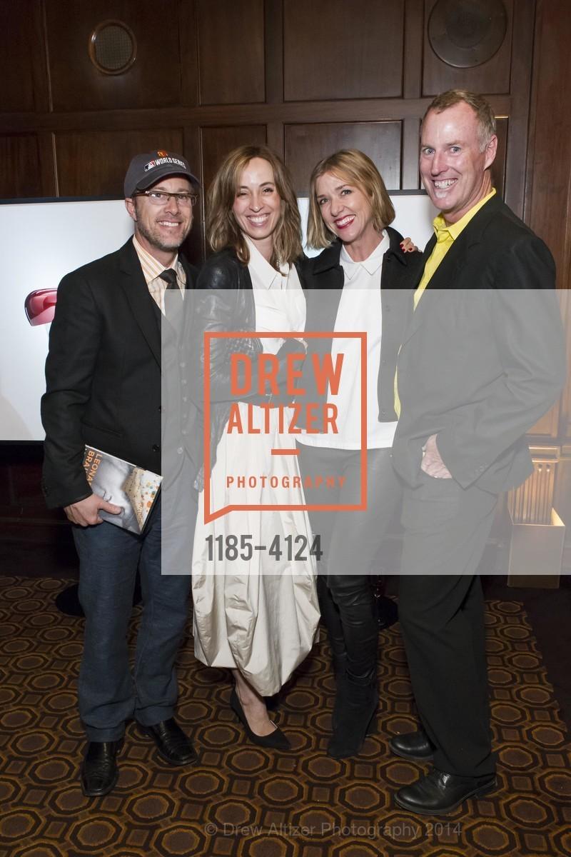 Jordan Shlain, Caroline Shlain, Lara Deam, Chris Deam, Photo #1185-4124