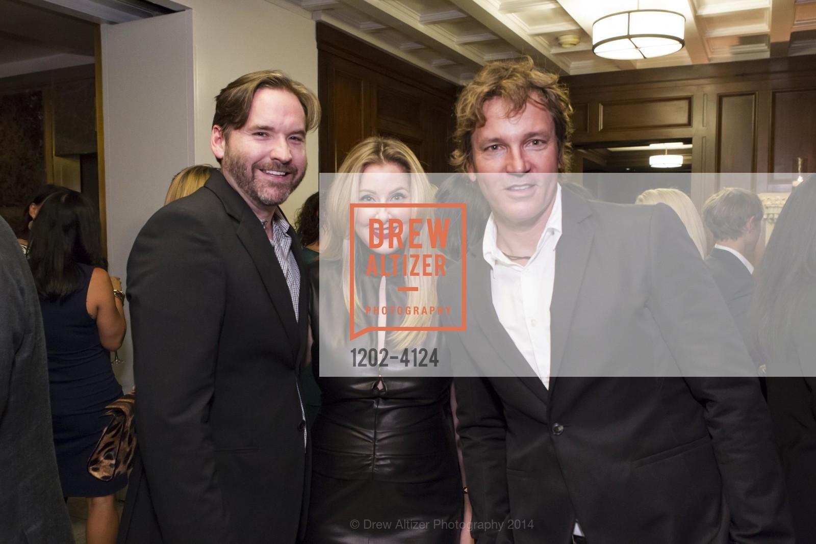 Mike Harden, Shauna Harden, Stephan Jenkins, Photo #1202-4124