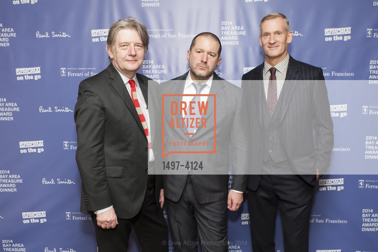 Deyan Sudjic, Jony Ive, Mark Haldeman, Photo #1497-4124