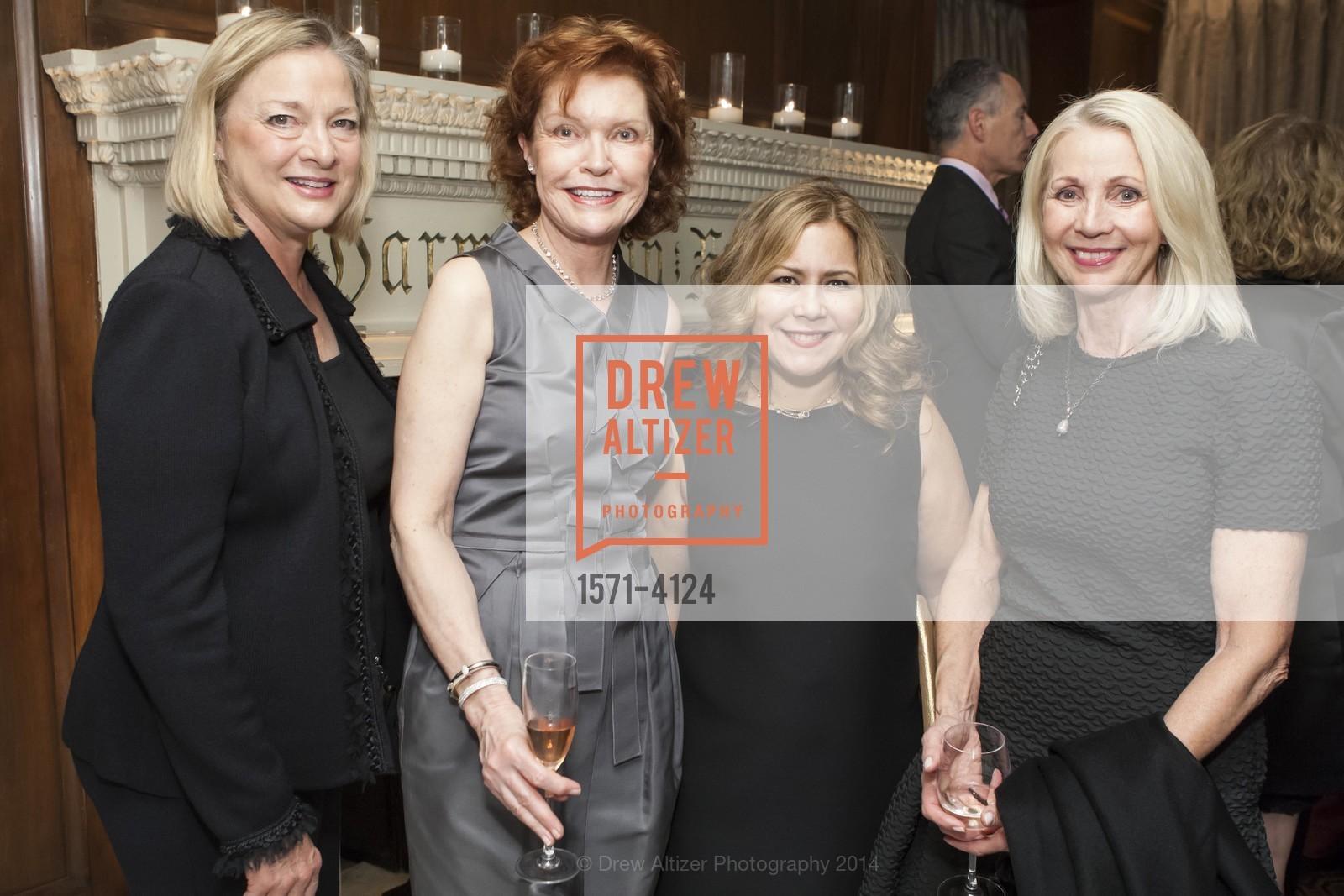 Sharon Francis, Marilyn Hayes, Michaela Vanzwoll, Denise Nathanson, Photo #1571-4124